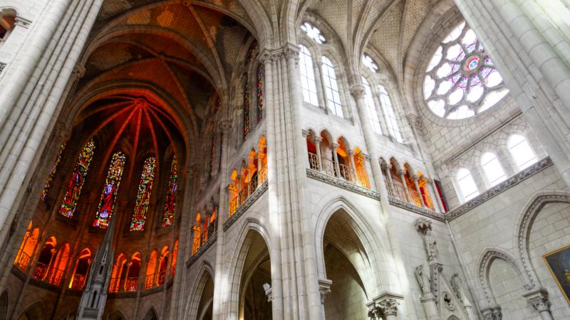 Pożar katedry w Nantes wywołał we Francji dyskusję o zabezpieczaniu zabytkowych świątyń, źródło: Wikipedia, fot. François de Dijon (CC BY-SA 4.0)