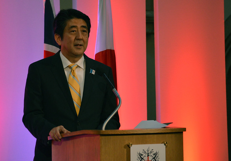 Shinzo Abe jest najdłużej sprawującym funkcję premiera Japonii politykiem w historii.