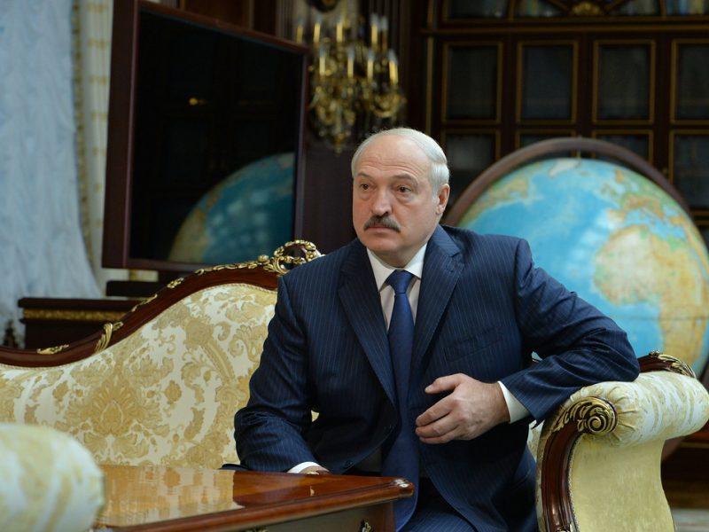 Prezydent Białorusi Alaksandr Łukaszenka, fot. Serge Serebro [Vitebsk Popular News. CC BY-SA 4.0]