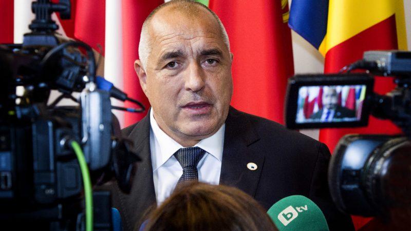 Premier Bułgarii Bojko Borysow (na zdj.) chciałby, by nową konstytucję zaaprobowało tzw. Ustawodawcze Zgromadzenie Narodowe w 400-osobowym składzie. Współautor nowej ustawy zasadniczej - minister sprawiedliwości właśnie podał się do dymisji.