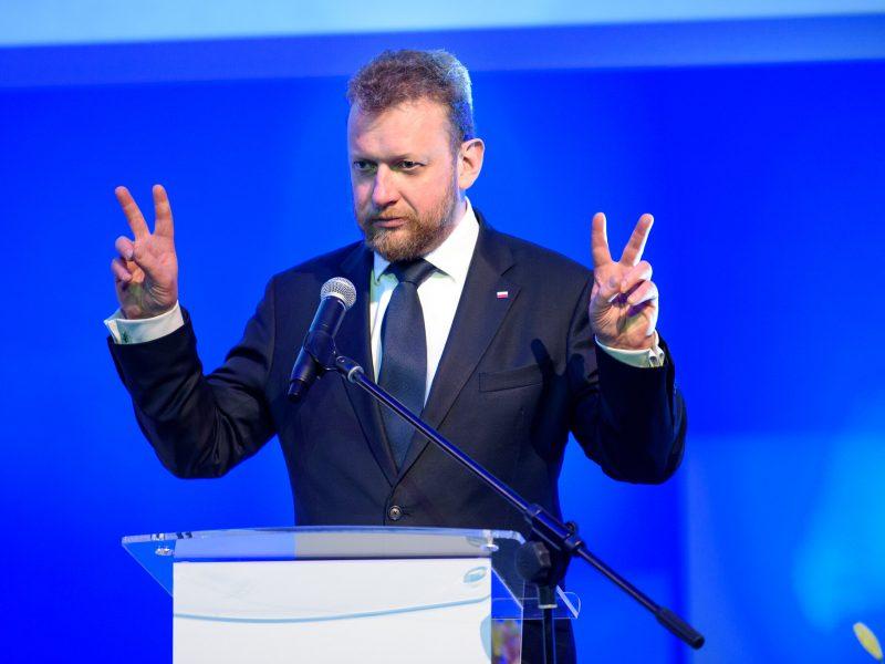 Minister zdrowia Łukasz Szumowski podał się do dymisji we wtorek (18 sierpnia).