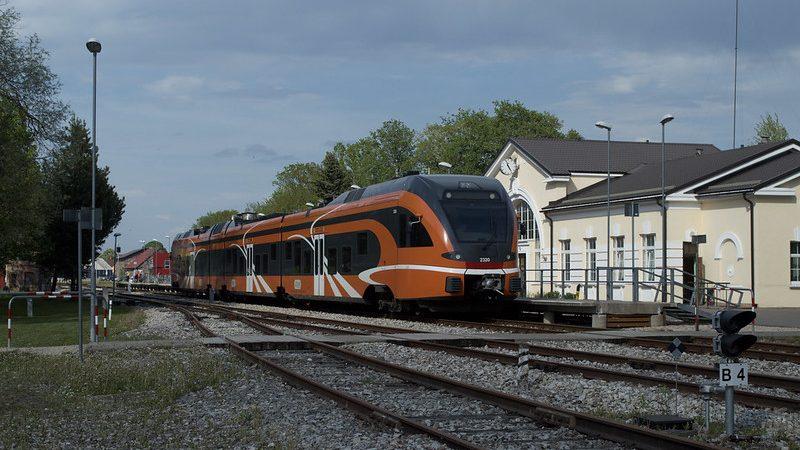 projekt Rail Baltica