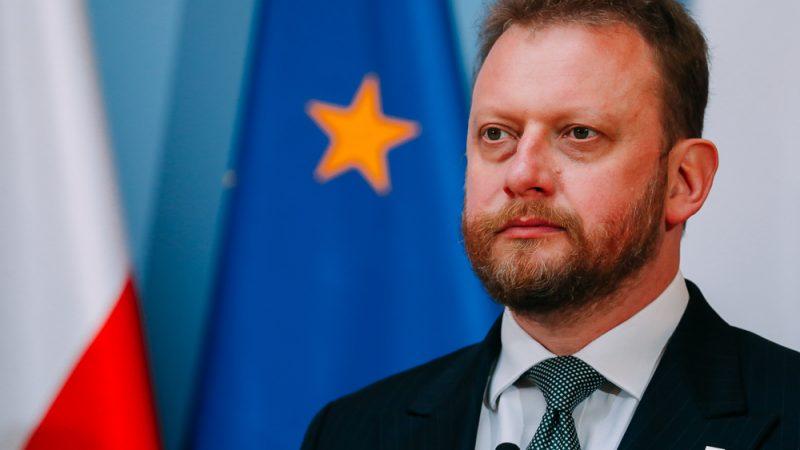 Minister zdrowia Łukasz Szumowski / Foto via flickr @Kancelaria Premiera, licencja (CC BY-NC-ND 2.0)