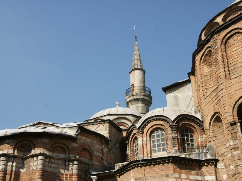 Kościół na Chorze w Stambule znów będzie meczetem, źródło: Flickr, fot. Jaime Silva (CC BY-NC-ND 2.0)