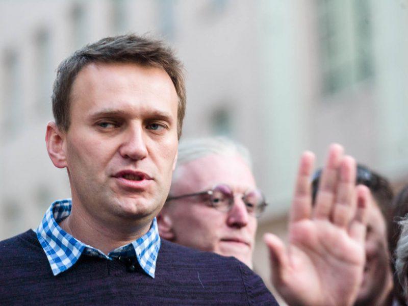 Aleksiej Nawalny, Rosja, Charite, nowiczok