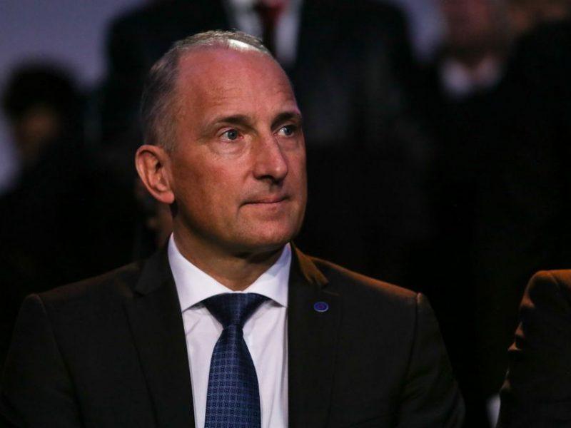 Premier Liechtensteinu Adrian Hasler [Facebook, Adrian Hasler, @adrian.hasler1964]