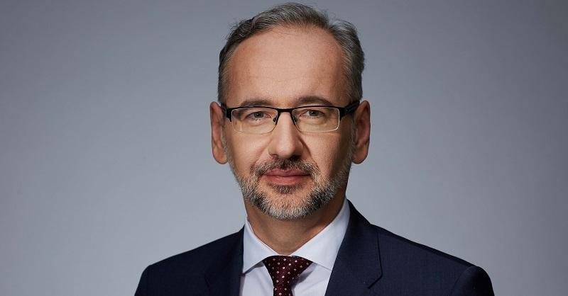 Nominowany na ministra zdrowia Adam Niedzielski [Twitter, @NFZ_Centrala]