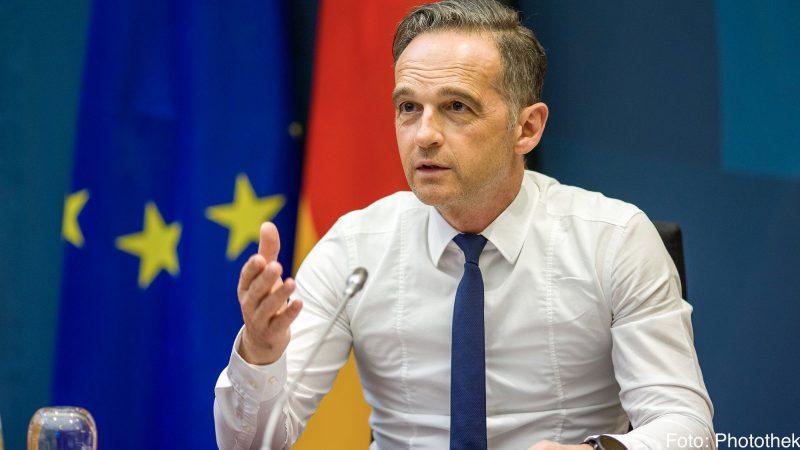 Minister spraw zagranicznych Niemiec Heiko Maas [Twitter, Minister spraw zagranicznych Niemiec Heiko Maas [Twitter, @HeikoMaas]