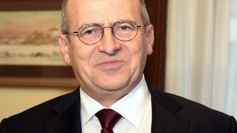 Nominowany na ministra spraw zagranicznych Zbigniew Rau [Twitter, Stałe Przedstawicielstwo RP przy UE, @PLPermRepEU}