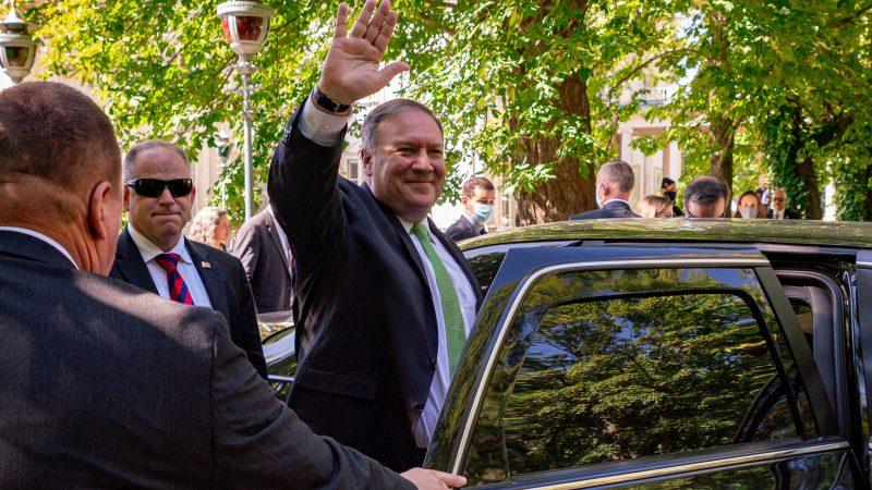 Mike Pompeo odwiedził w zeszłym tygodniu podczas swojej podróży do Europy m.in. Polskę, ale pominął Niemcy. To czytelny znak ochłodzenia na linii Waszyngton-Berlin?