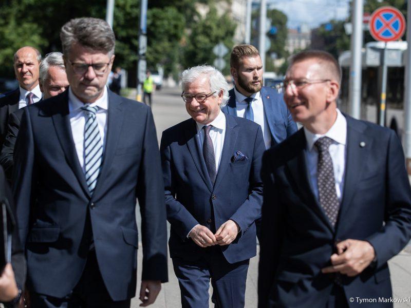 Jacek Czaputowicz, fot. Tymon Markowski/MSZ [Twitter @Ministerstwo Spraw Zagranicznych RP]