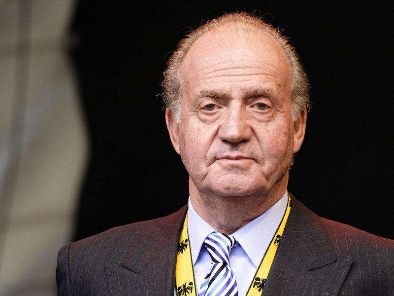 Emerytowany król Hiszpanii Juan Carlos w 2007 r. / Foto via domena publiczna/Wikipedia