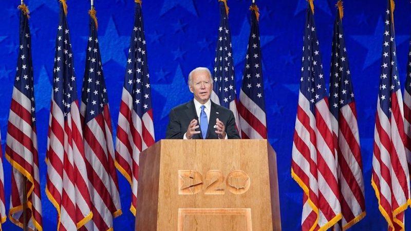 Kandydat Partii Demokratycznej na prezydenta USA Joe Biden [@Facebook Joe Biden]