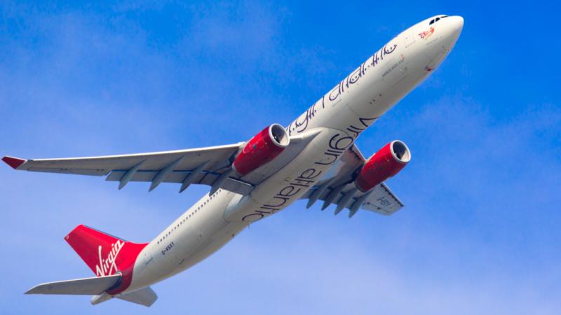 Linie Virgin Atlantic ogłosiły upadłość, ale liczą, że uda się odzyskać rentowność za dwa lata, źródło: publicdomainpictures.net, fot. Petr Kratochvil (CC0 Public Domain)