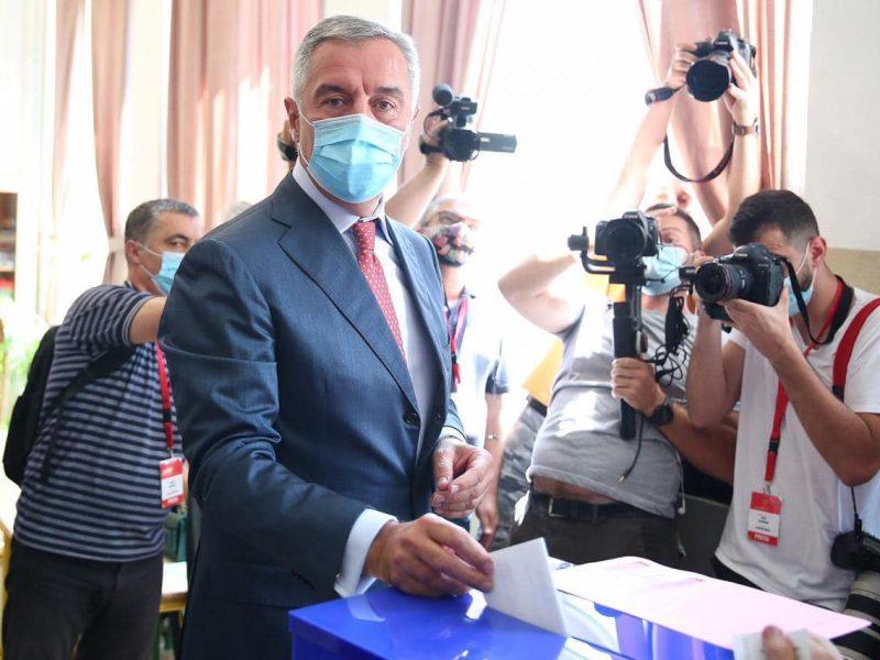 Prezydent Czarnogóry Milo Dukanović, fot. @Milo Dukanović [Facebook]