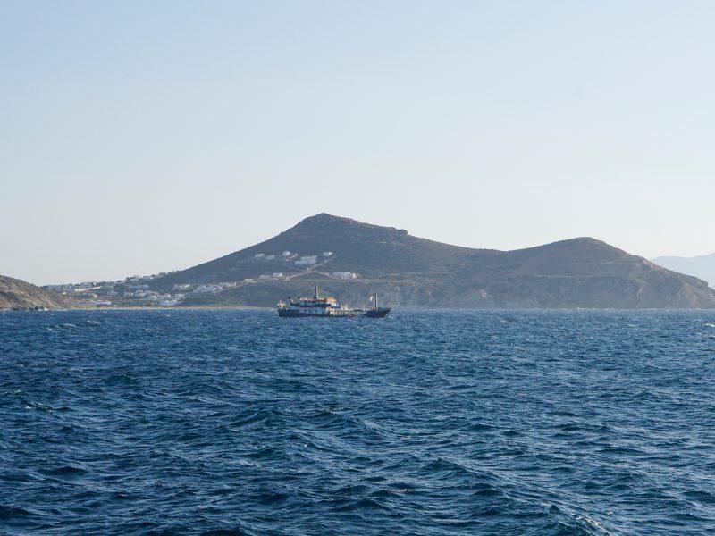 Morze Egejskie, fot. Nathan Van de Graaf [Unsplash, @nathanvdg]