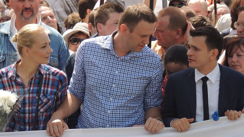 Aleksiej Nawalny [Wikimedia Commons, Bogomolov.PL, CC BY-SA 3.0]