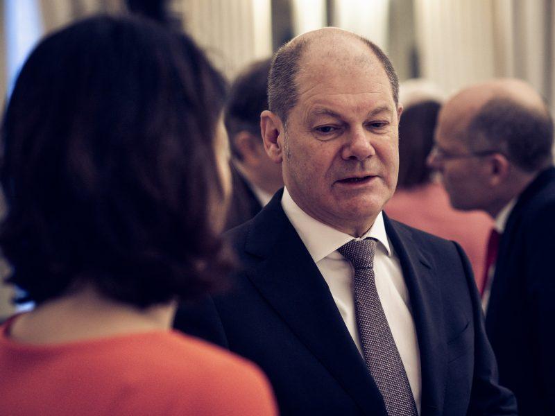 Socjaldemokratyczna Partia Niemiec (SPD) wysunęła 10 sierpnia br. ministra finansów Niemiec Olafa Scholza (na zdj.) jako kandydata na urząd kanclerza w przyszłorocznych wyborach do Bundestagu.