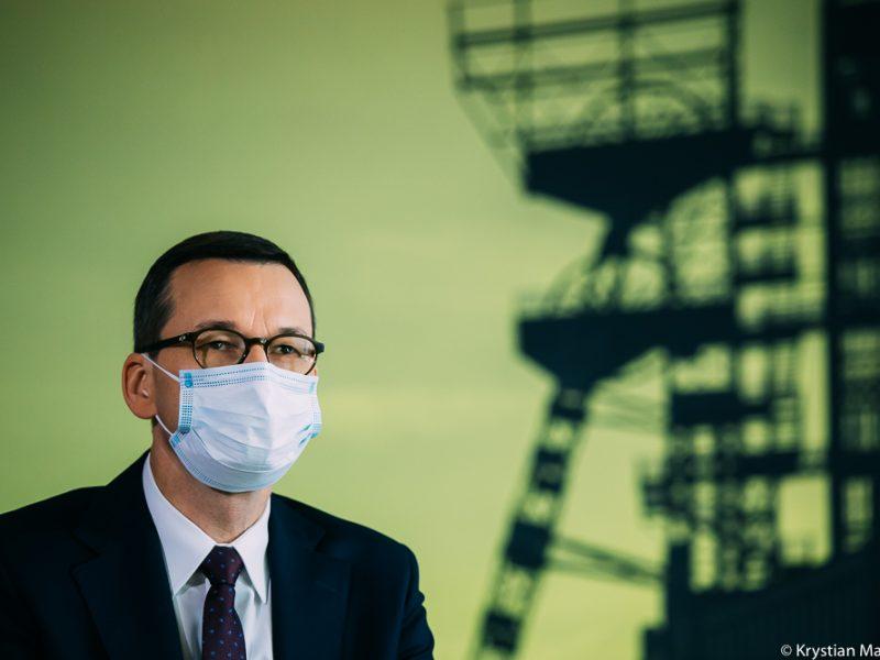 UE, Unia Europejska, węgiel, górnictwo, Morawiecki, Kurtyka, ministerstwo klimatu, CO2