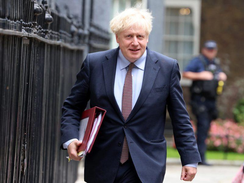 Unia Europejska dała trzy tygodnie rządowi Borisa Johnsona (na zdj.) na wycofanie się z zamiarów złamania postanowień umowy brexitowej.