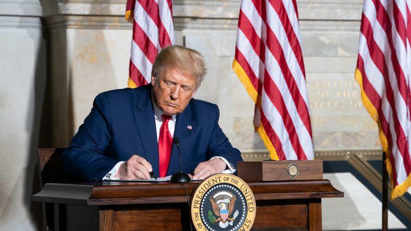 USA, Donald Trump, NYT, podatki, Biden, wybory prezydenckie w USA
