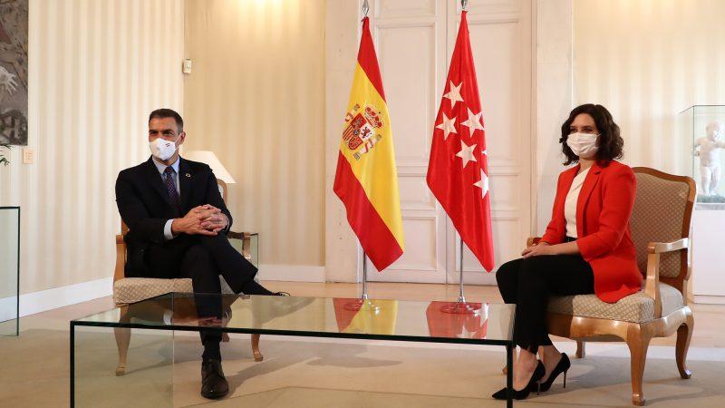 Hiszpania, Madryt, pandemia, koronawirus, COVID19, SARS-CoV-2, druga fala
