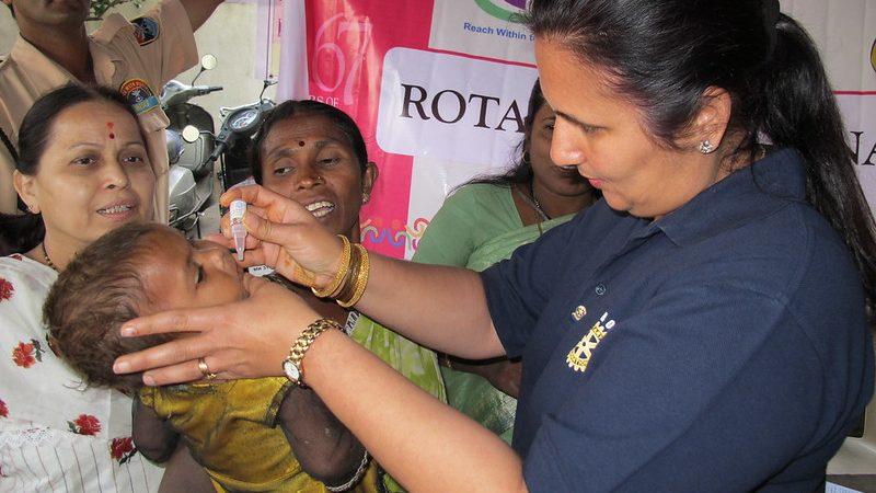 Narodwy dzień szepień przeciwko polio