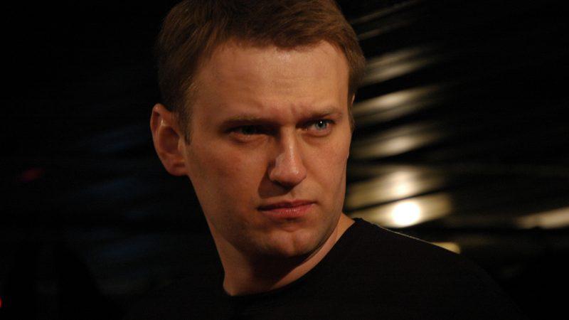 Aleksiej Nawalny zostałwedług niemieckich toksykologów otruty nowiczokiem, źródło: Wikipedia, fot. Alexey Yushenkov (Алексей Юшенков) - CC BY-SA 3.0