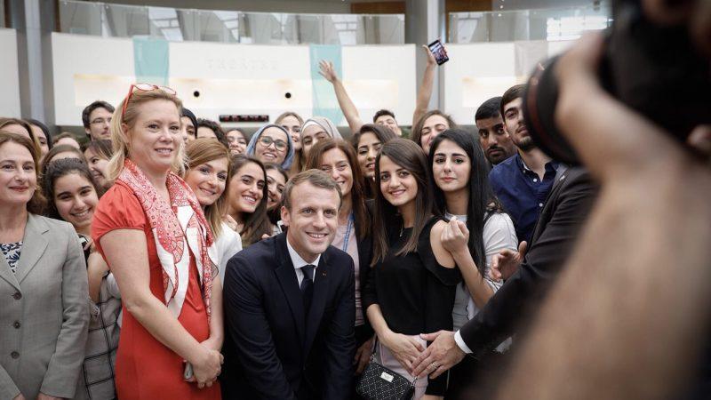 Francja, ranking szanghajski, AWRU, Francja, Macron,