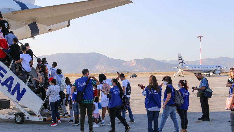 W połączeniu z poprzednimi umowami do Niemiec przyjedzie 2750 osób z pięciu greckich wysp.