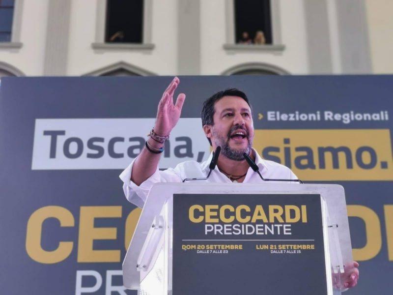 Włochy, referendum, wybory, Salvini, Conte, Di Maio, parlament,