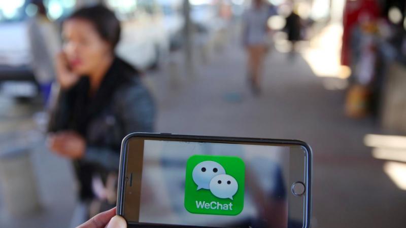 Sąd zablokował decyzję władz USA o zakazaniu chińskiej aplikacji WeChat, źródło: NTB scanpix, fot. Siphiwe Sibeko (CC-BY-NC-SA-4.0)