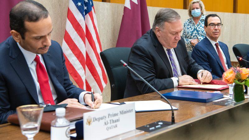 Sekretarz stanu USA Mike Pompeo, fot. Secretary Pompeo [Twitter]