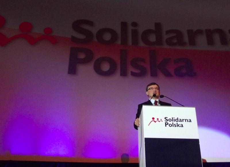 Zbigniew Ziobro podczas konwencji Solidarnej Polski, źródło: Flickr, fot. Piotr Drabik (CC BY 2.0)