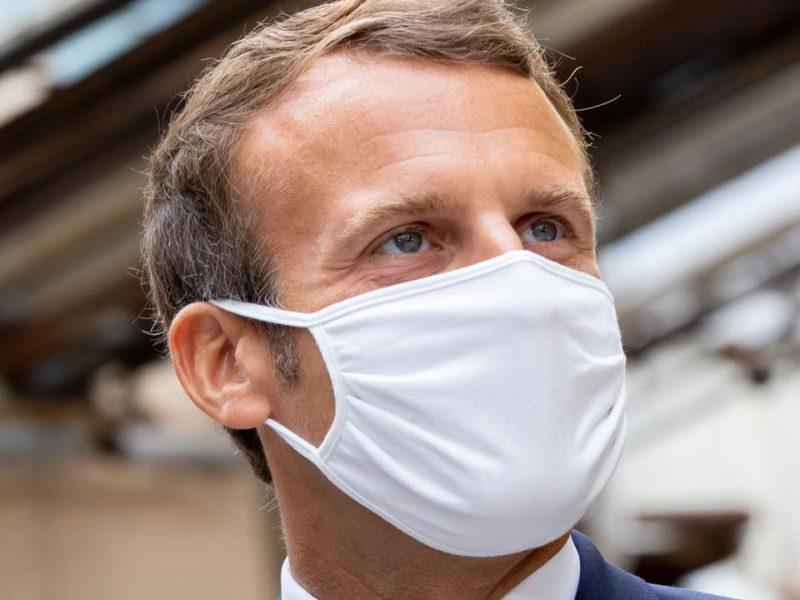 Francja, lockdown, koronawirus, pandemia, COVID19, SARS-CoV-2