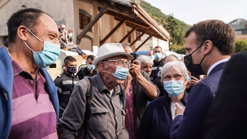 Francja, lockdown, pandemia, koronawirus, Emmanuel Macron