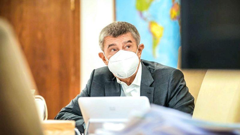 Czechy, pandemia, koronawirus, COVID19