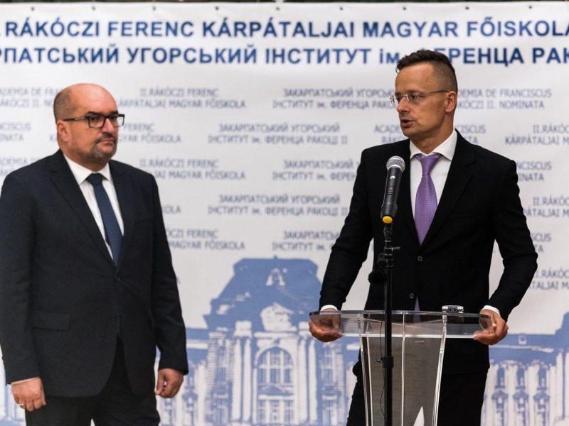 Węgry, Ukraina, Zakarpacie