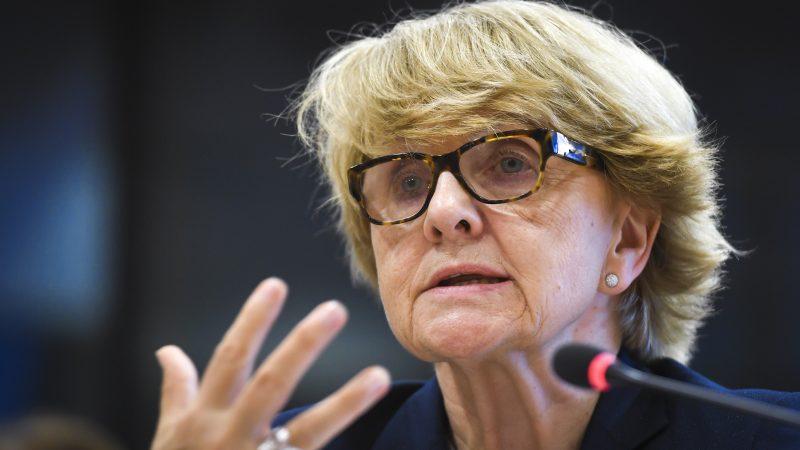 Danuta Hübner, Komisja Europejska, Unia europejska, Ursula von der Leyen, Zielony Ład, praworządność, USA, Chiny, LGBT