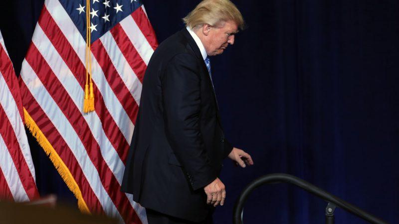 Trump, prezydent, debata, USA