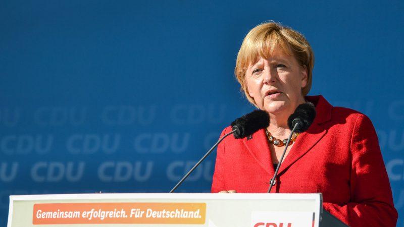 pandemia, koronawirus, Angela Merkel, Niemcy