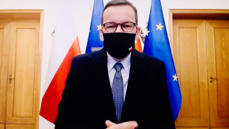 Polska koronawirus, lockdown, Morawiecki, pandemia