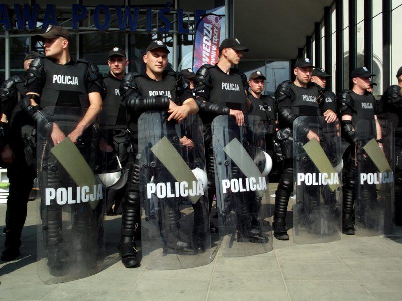 policja, Polska, Europejski Trybunał, prawa człowieka, więzienia