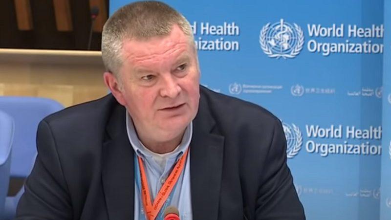 Dyrektor WHO ds. sytuacji kryzysowych dr Michael Ryan, źródło PE
