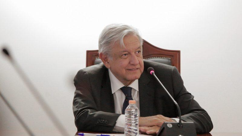 Prezydent Meksyku Andrés Manuel López Obrador
