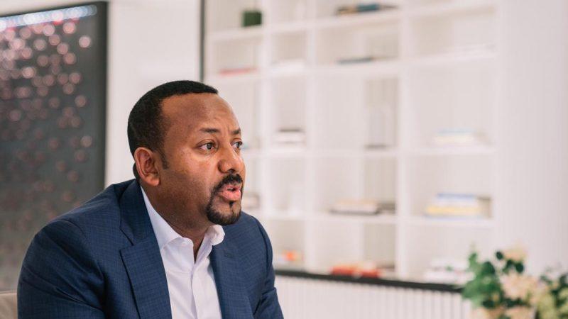 Etiopia, Abyi Ahmed, Afryka, Oromo, zamieszki