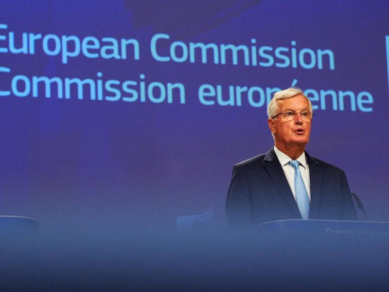 Brexit, Wielka Brytania, Unia Europejska, Michel Barnier