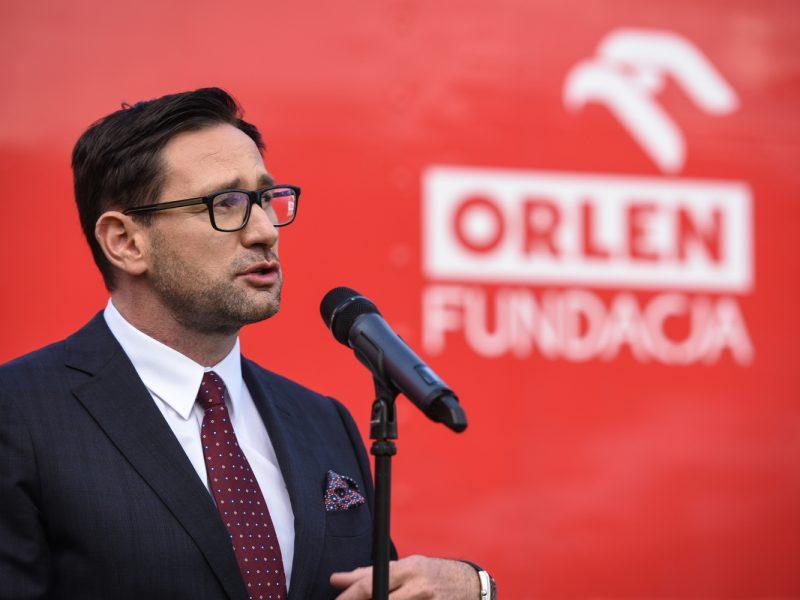 Obajtek, Kaczyński, Orlen, repolonizacja mediów