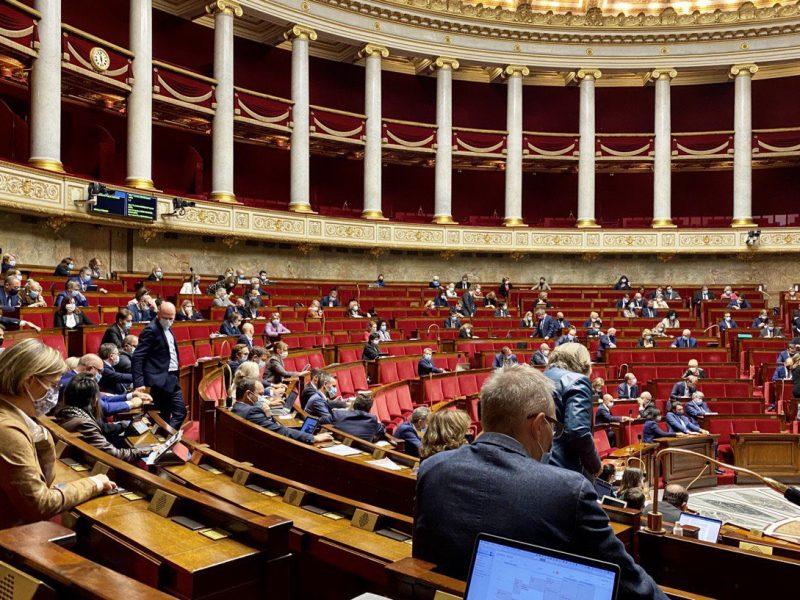 Francja, aborcja, prawa kobiet, Oliver Veran, LREM, Republikanie, ginekologia