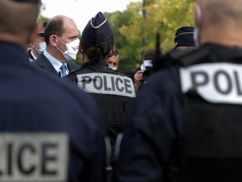 Francja, islam, meczet, Macron, Castex, Czeczen